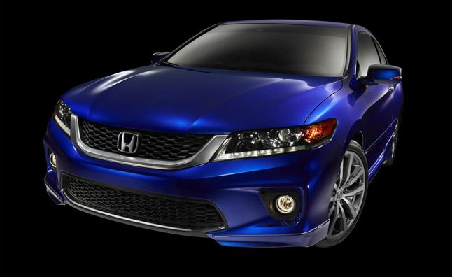 Honda Accord Coupe V6 HFP Package Available Now