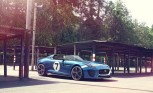 Jaguar Project 7 is a Retro-Styled Single-Seater F-Type