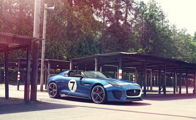 Jaguar Project 7 to Inspire to More One-offs, Special Editions