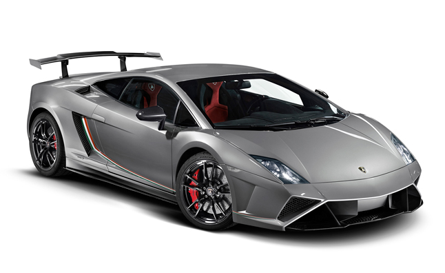 Lamborghini Gallardo LP570-4 Squadra Corse Brings Racing to the Street