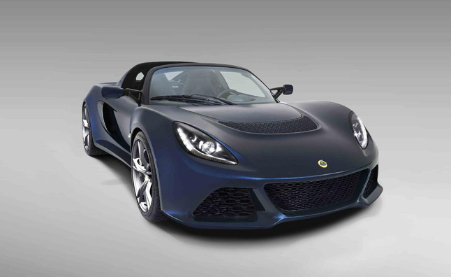 Lotus Secures its Future, But Five Car Plan Axed