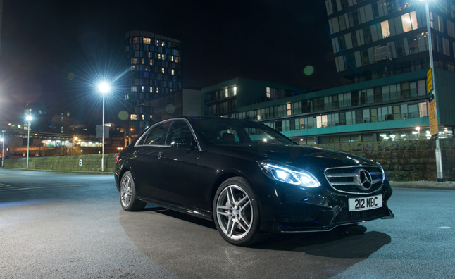 Mercedes E-350 Bluetec Introduces Nine-Speed Automatic