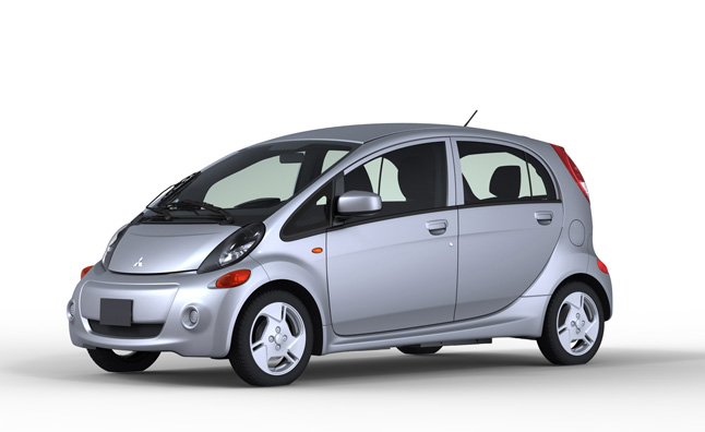 Mitsubishi i-MiEV is the 100,000th Electric Car Sold in America