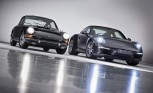 Porsche 911 50th Anniversary Celebrated at Goodwood
