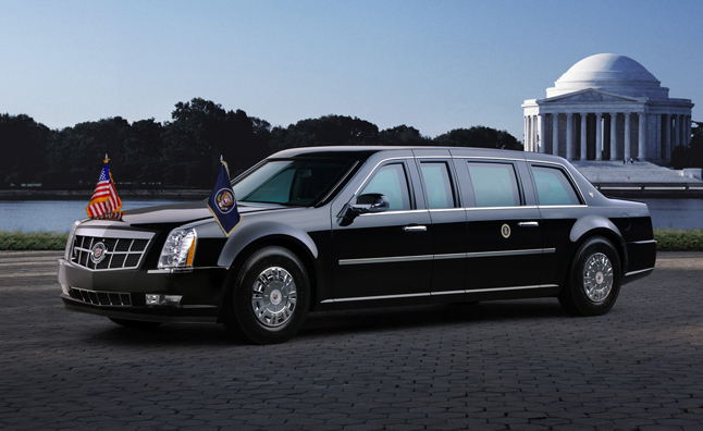 Secret Service Seeking New Armored Limo