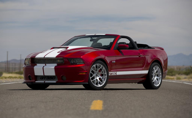 Shelby GT350 Availability Ends in 2013