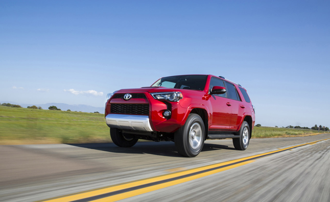 Toyota Will Continue Producing Truck-Based SUVs