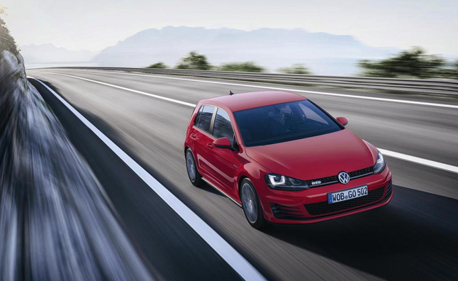 Volkswagen Golf GTD Reconfirmed for US Market