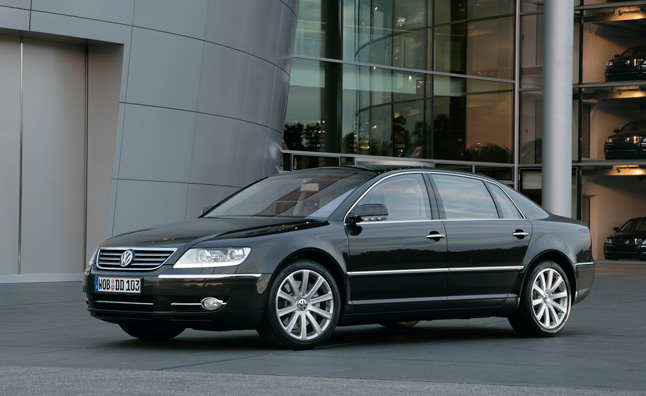 Volkswagen Phaeton to Return to U.S. in Two Years