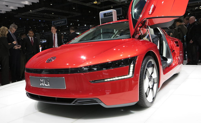 Volkswagen XR1 Sports Car in Planning Stages
