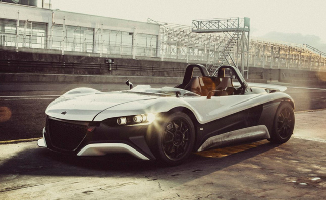 Vuhl 05 is a Mexican Made EcoBoost-Powered Sports Car