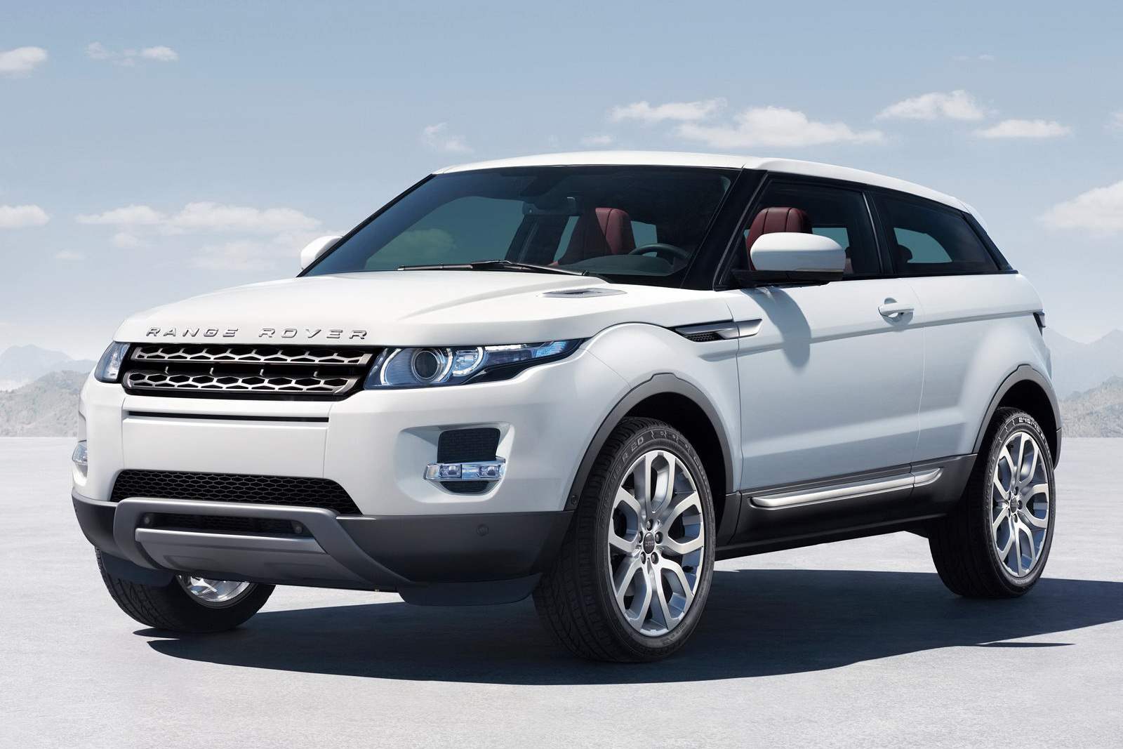 2014 Range Rover Evoque Gets Nine-Speed Automatic