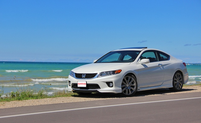 Five-Point Inspection: 2013 Honda Accord Coupe HFP