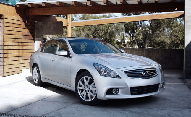 2013 Infiniti G37 Sedan Price Cut to $33,455