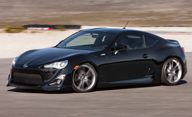 Scion FR-S to Get More Power From Larger Engine