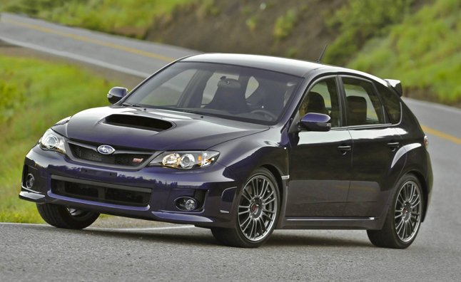 2014 Subaru WRX, WRX STI Pricing Announced