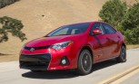 2014 Toyota Corolla Priced from $16,800