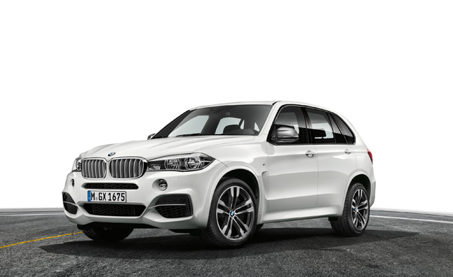 2014 BMW X5 M50d Revealed with 381 HP, 546 LB-FT