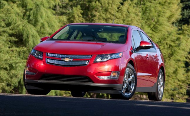 2014 chevy volt price