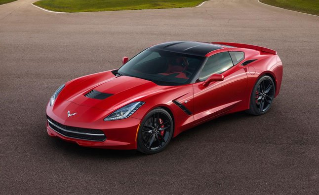 Chevrolet Corvette Stingray Could See Stop-Start Engine Technology