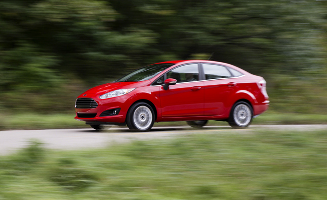 Ford, Chevrolet See Strong Small Car Sales Growth