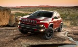 2014 Jeep Cherokee 4×4 Rated at 24 MPG Combined