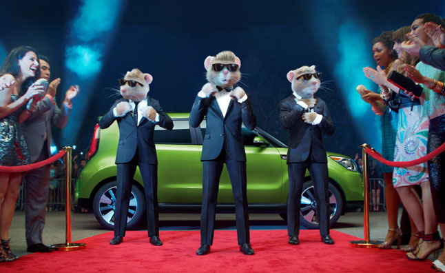 Kia Hamsters Return for 2014 Soul Ad Campaign