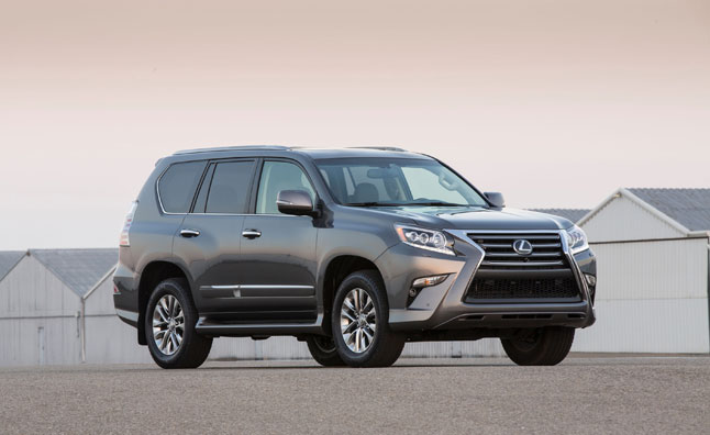 2014 Lexus GX 460 Gets Price Cut to $49,995