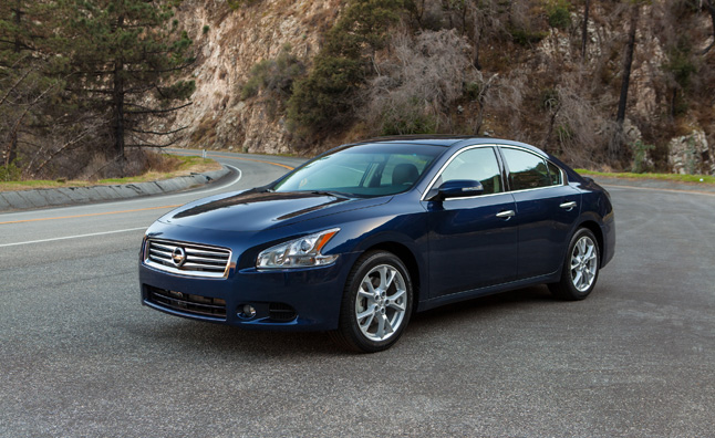 2014 Nissan Maxima Priced From $31,810