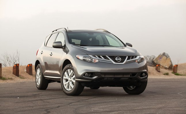 Nissan Murano, Rogue Hybrids Coming in 2015