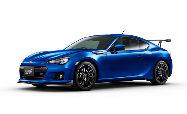 Subaru BRZ tS Model Becomes Official in Japan