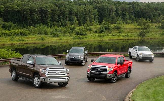 2014 Toyota Tundra Pricing Announced, Starts at $25,920