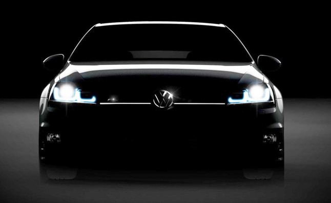 2015 Golf R Teaser Hints at Impending Debut