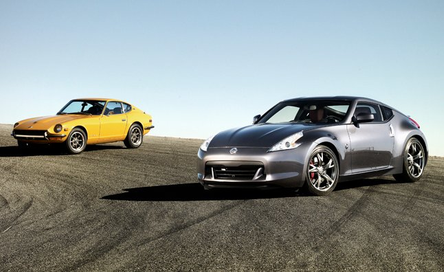 Nissan Preparing New Z Car as 240Z Spiritual Successor