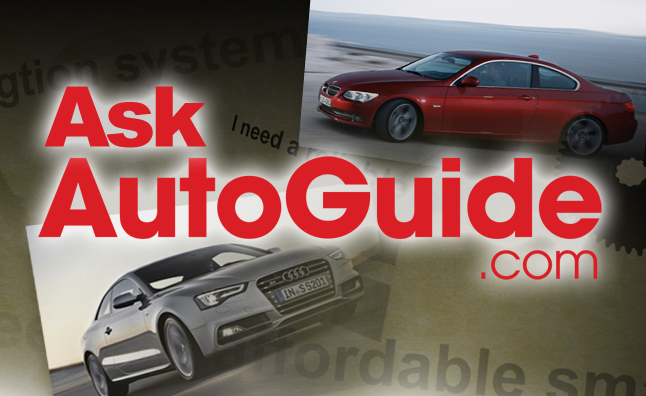 Ask AutoGuide No. 20 – BMW 335i xDrive vs. Audi S5