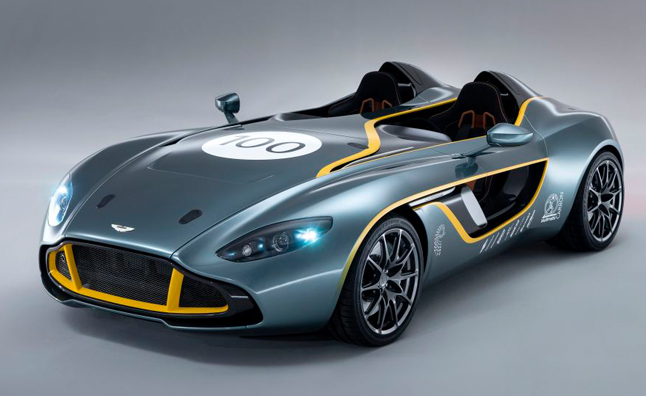 Aston Martin CC100 Concept Video, First Look