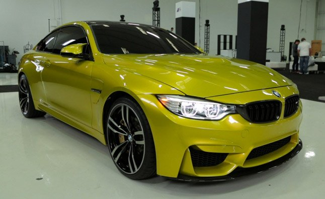 BMW Concept M4 Coupe Video, First Look