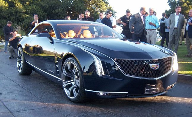 Cadillac Elmiraj Concept is so Awesome You Won't Believe Your Eyes
