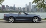 2014 Chevrolet Camaro Convertible Coming to Frankfurt