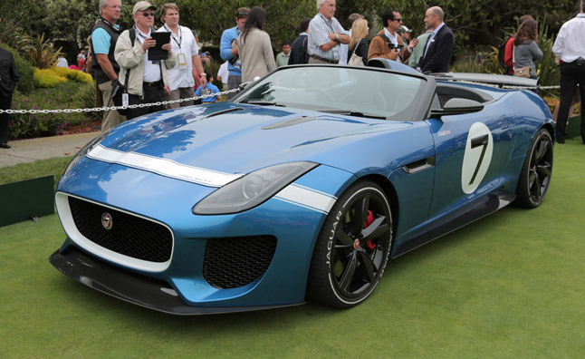 Jaguar Project 7 Concept Video, First Look