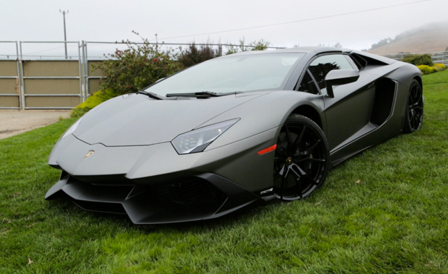 2014 Lamborghini Aventador LP 720-4 50th Anniversario Roadster Video, First Look