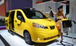 Nissan NV200 'Taxi of Tomorrow' Begins Production