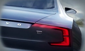 Volvo Teasing New Concept Before Frankfurt Debut