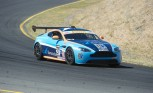Aston Martin Vantage GT4 Takes Victorious in First North American Outing