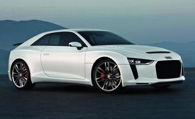 New Audi Quattro Concept to Bow in Frankfurt