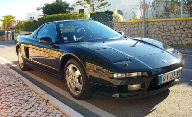 Honda NSX Once Owned by Ayrton Senna For Sale