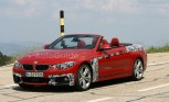 BMW 4 Series Convertible Drops its Top in Spy Photos