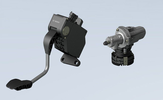 Bosch eClutch Eliminates Stalling