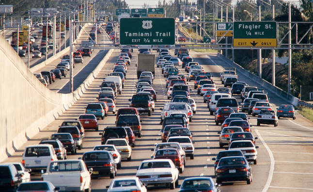 Study Shows American Roads are Getting More Congested