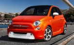 Fiat 500e Recalled to Replace Half-Shaft Bolts